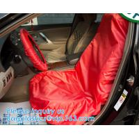 high quality waterproof nylon car seat covers/oxford seat protector covers, Nylon Luxury Washable Portable Sanitary Univ