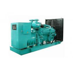 China Cummins emergency diesel generator / 220v industrial generators on sale