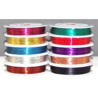 Enameled Florist Wire,Color Craft Wire,Color Plated Aluminum Wire,Floral Wire