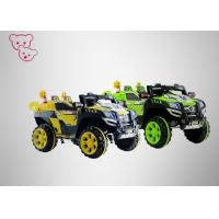 LED Flashing Baby Electric Cars Transformers 4 Big Wheels Safety PP Plastics
