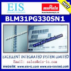 China BLM31PG330SN1 - SMD/BLOCK Type EMI Suppression Filters - sales007@eis-ic.com on sale