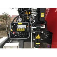 Piston Primer Pump HOWO Chassis Water Tanker Fire Truck 10180×2500×3650mm