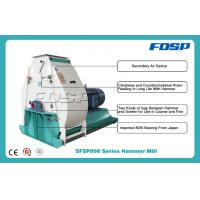 Multifunctional Grinding Hammer Mill Machine With High Capacity