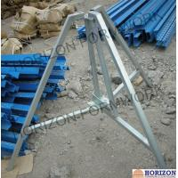 Removable Steel Folding Tripod For Holding Shoring Props in Slab Formwork System