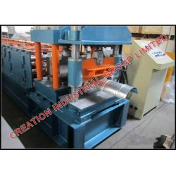 China Steel & Aluminium Roofing Ridge Cap Sheets Rollforming Machine on sale