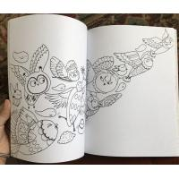 Easy Interactive Coloring Pages Printing For  Kids Babies Reusable Drawing