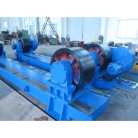 WR300 Pressure Vessel Welding Turning Rolls for the ship boiler , VFD Control Turning Roller