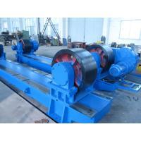 WR300 Pressure Vessel Welding Turning Rolls  Ship boiler , Schneider VFD  Changed Speed