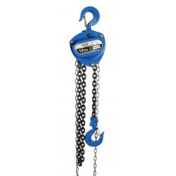 China Construction Hoisting Equipment Manual Chain Block 1.5 Ton Safety on sale