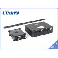 2-8MHz TTL / RS232 / RS485 2.4G NLOS LOS COFDM Transmitter With Narrow Bandwidth