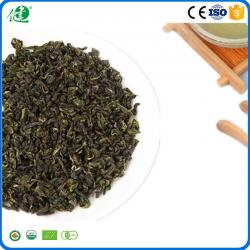 China Certified pure organic green tea made in China on sale