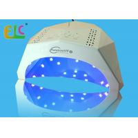 3 Time Setting Button Gel Manicure Uv Light 24W 48W 30 LED Rainbow 6 For Nail Salon