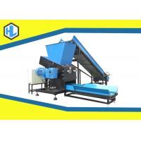 Low Noise Design Tree Waste Wood Shredder Machine 30m³/H - 60m³/H High Capacity
