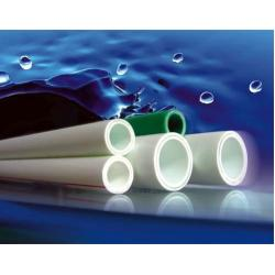 China Long Life Anti-Bacterial Ppr Plastic Pipe PN10 , Heat Resistant on sale