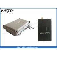 5.8GHz FPV Analog Video Transmitter and Receiver 5000mW Long Range Wireless Video Link