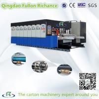Hot Sale Flexo Rotary Die Cutting Printing Slotting Machine (Stacking)