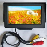 200 Cd/m² Automotive Touch Screen Monitor Sunshield Digital Screen For Vehicle