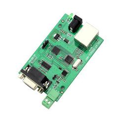 China RS232 RS485 Serial to TCP/IP Module Ethernet Converter on sale
