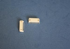 China SMT type connector with 1.25mm pitch 90 degree wafer connector tined-plated pin A1250WRS supplier