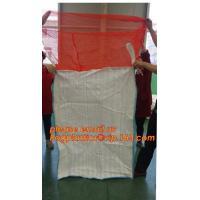 Jumbo bags PP Top Open Bags PP Inner Corner Bags PP Circular Ton Bags PP Single Belt Bags PP Double Belt bags PP Top Fla