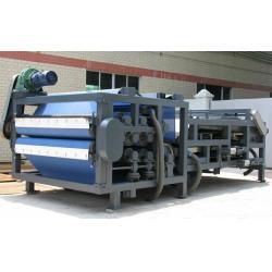 China Belt Filter Press Sludge Dewatering on sale