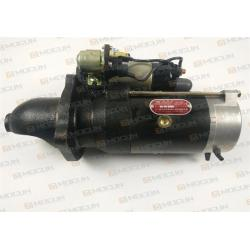 China 24V 6KW Diesel Engine Starter Motor Replacement For Cummins QSX15 Starting Motor 3283330 on sale