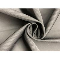 Down Jacket Windbreaker Fabric Material 64% P 36% C 3/1 Twill Imitation Memory