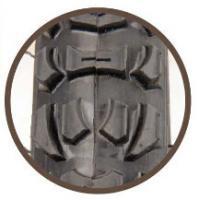 20*2.125 MTB bicycle tire