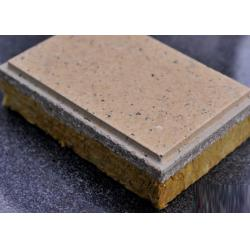 China Foil Faced Sound Insulation Board Decorative Textured Exterior Wall Coating on sale