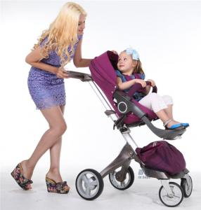 French baby strollers EN1888 new design with carry cot for sale ...