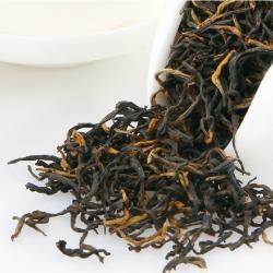 China Organic Keemun Black Tea , Top Grade Qimen Chinese Black Tea 200g/kraft bag on sale