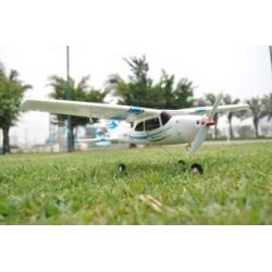 China Anti-crash 2.4Ghz 4 Channel Full Function Radio Controlled  Ready to Fly RC Planes on sale