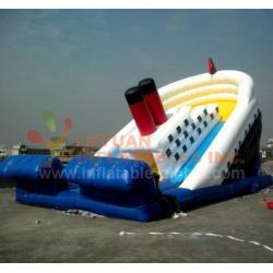 China Inflatable Titanic Slide (LY-SL01) on sale