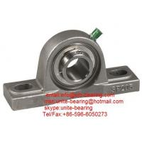 Stainless steel bearing SUC200series SUCP201,SUCP202,SUCP203