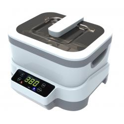 China Digital Key Detachable Household Ultrasonic Cleaner Machine For Razor Wash on sale