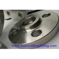 4'' S40 F304H 300LB Forged Steel Socket Welding Flanges ASME B16.5