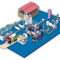 High Capacity Poultry Waste Rendering Plant / Chicken Waste Rendering Plant