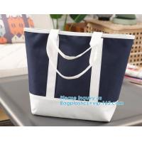 High Quality Promotional online shopping cotton bag blank cheap coated cotton canvas bag,yoga bag with large pocket on b