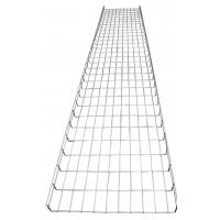 Straight wire perforated basket cable tray systems, 500*50mm, stainless steel 202 / 304