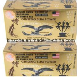 China original herbal extract Ginseng Slim Power 3 Ballerina Tea Weight Loss Tea Ginseng Slim Power Weight Loss Tea on sale