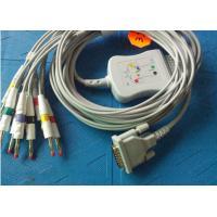 schiller AT 1,AT 2,AT 3,AT 5,AT 6,AT10 10lead,4mm banana ekg cable