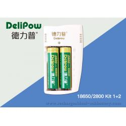 China Small OEM Original 2800mah Battery Charger Recharging Lithium Batteries 4.5 V on sale