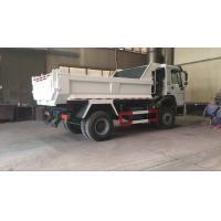HOWO 4X2 Drive 336 hp 10 wheels euro 2 standard dump truck for morden transport