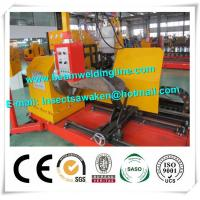 Pipe Profile CNC Plasma Cutting Machine For Construction , Chemical