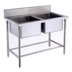 steel wash basin for kitchen double sink stainless steel wash basin ...