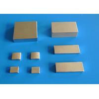 Block Samarium Cobalt Magnet For DC Brushless Motors Generators