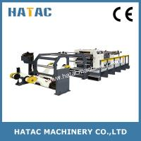Functional Tobacco Packaging Paper Cutting Machine,Hydraulic Loading Paperboard Sheeting Machine