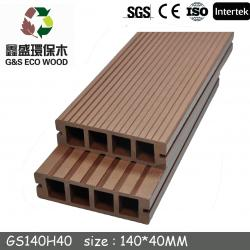 China Waterproof Outdoor Composite WPC Decking,Hot Sale High Strength Outdoor Wpc Decking Floor/Outdoor Wpc Decking on sale