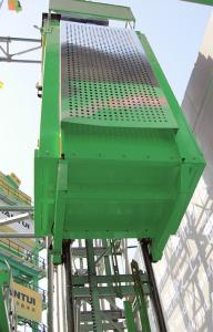 Single Car 300kg Capacity Industrial Elevators CH300 with Mast Hot-dip Galvanized