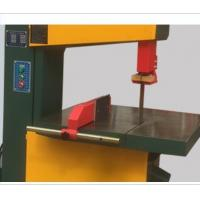MJ general woodworking wood cutting band sawing machine with band saw pulleys